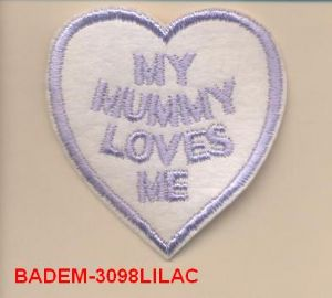 BADEM-8098LILAC (PACK OF 100)